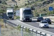 Los accidentes con camiones implicados descienden un 50% en 10 años en España