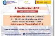 Curso CEFTRAL actualización ADR