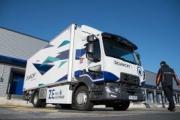 El Grupo Delanchy apuesta por la gama eléctrica de Renault Trucks