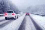 Previsión de nevadas en las principales autopistas y autovías de España
