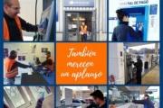 Las estaciones de servicio de Petronieves siguen dando servicio a los transportistas
