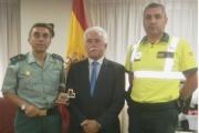 FEGATRAMER se reúne con el teniente coronel de la guardia civil de tráfico