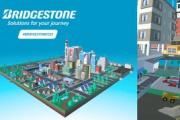 Webfleet Solutions forma parte de la Ciudad Virtual del Futuro de Bridgestone  en CES 2021