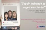 Iveco se suma a la lucha contra el cáncer de mama