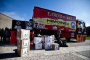 El transporte solidario de Scania ayuda a Mauritania