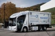 Irízar presenta la primera plataforma de e-movilidad para servicios urbanos