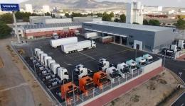Provehima inaugura nuevas instalaciones de Volvo Trucks en Alhama (Murcia)