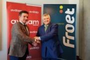 Los socios de Froet podrán ampliar y modernizar sus flotas gracias a Aválam