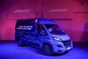 Fiat Professional presenta la primera Ducato 100% eléctrica
