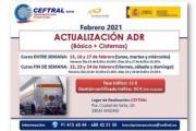 Cursos CEFTRAL actualización ADR