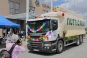 San Cristóbal vuelve a bendecir los camiones de ASETRA