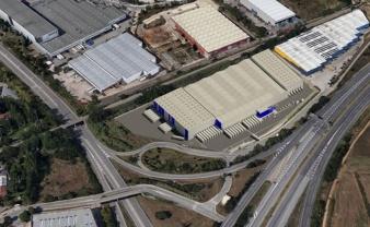 La contratación logística alcanza los 464.000 m2 en el primer trimestre