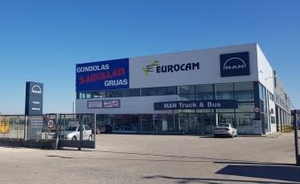MAN Truck & Bus Iberia abre un punto de servicio oficial en Burgos