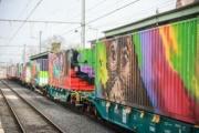 Renfe Mercancías y Transfesa Logistics se unen a la iniciativa del Tren de Noé