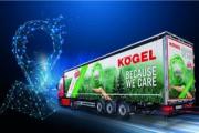 Kögel Telematics, adoptado como equipamiento estándar