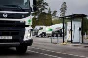 Transportes sopesa quitar el tacógrafo a los camiones que transportan hormigón en España