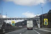 La Justicia reitera que el peaje vasco a camiones es ilegal