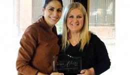 Verónica Pascual, Premio Admira 2018